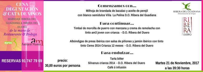 Milhoja de brandada de bacalao con aceite de perejilTimbal de morcilla de puerro con manzana y crema de remolachaAlbóndigas de presa ibérica con salsa de piñones y jamón ibérico (5)